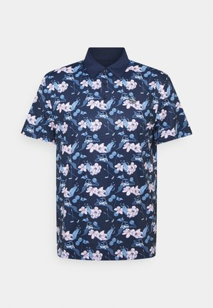 PARTY ON THE GREEN - Polo - dark blue