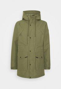JOURNEY PARKA JACKET - Snowboard jacket - dusty olive