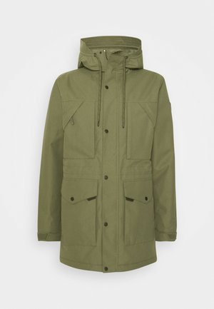 JOURNEY PARKA JACKET - Snowboard jacket - dusty olive