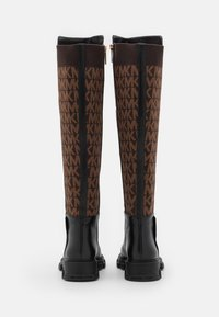 MICHAEL Michael Kors - RIDLEY BOOT - Over-the-knee boots - black/brown - 3