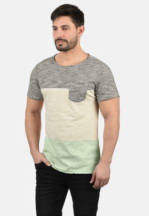 REGULAR FIT - Print T-shirt - dark grey