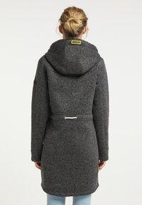 Schmuddelwedda - Zimní kabát - dunkelgrau melange - 2
