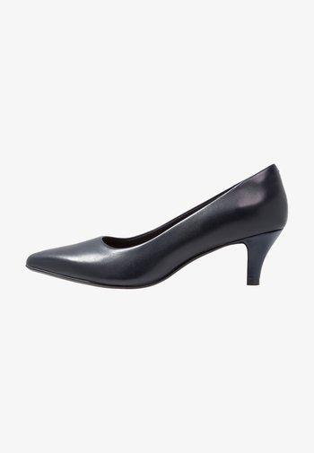 LINVALE JERICA - Classic heels - navy