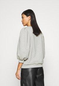 Gestuz - NANKITA - Sweatshirt - grey melange - 2