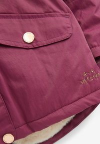 Next - Winter coat - purple - 2