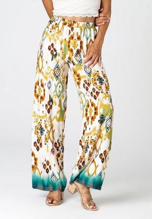 VITA - Trousers - beige