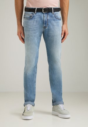JACK - Slim fit jeans - light blue used buffies