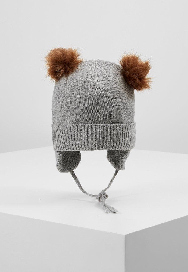 Name it - NBMMOE HAT - Muts - grey melange