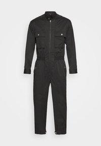 UTILITY JUMPSUIT - Jumpsuit - black