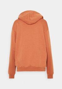 Missguided - HOODIE SET - Sweatshirts - rust - 3