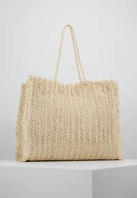 Seafolly - CARRIED AWAY CROCHET BAG - Tote bag - natural - 2