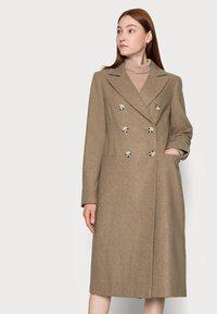 Glamorous Tall - LADIES COAT - Klasický kabát - oatmeal - 3