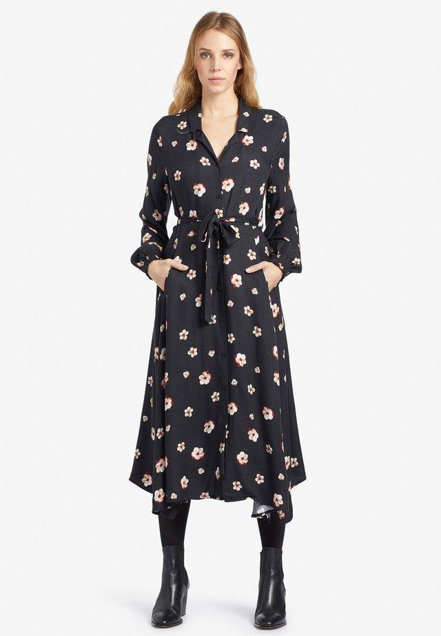 NANNI - Korte jurk - black