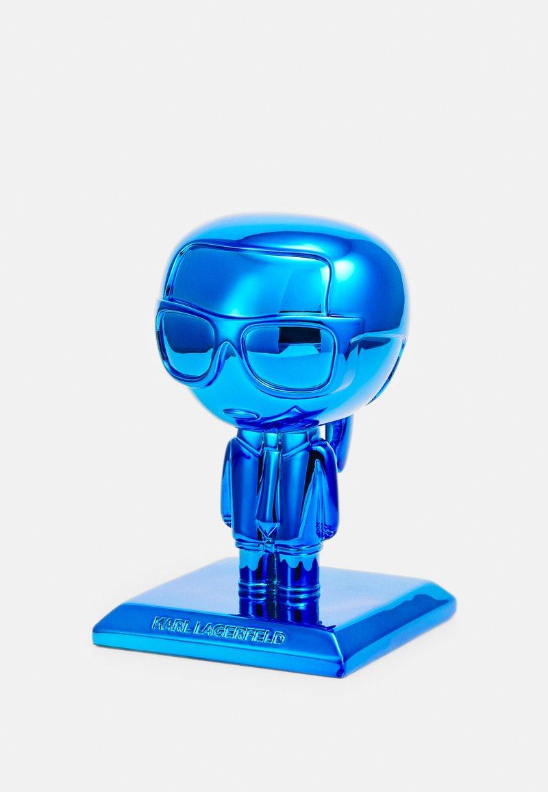 KARL LAGERFELD - IKONIK 3D KARL STATUE - Other accessories - metallic blue