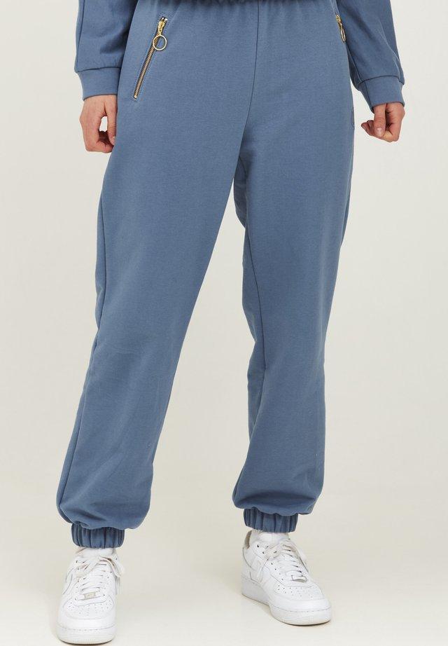 PZISABELL - Pantalon de survêtement - vintage indigo