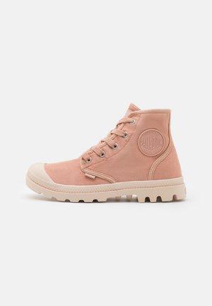 PAMPA  - Veterboots - rose brick
