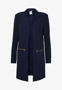 ONLLINEA MIRIAM ZIP COATIGAN  - Manteau court - peacoat