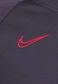 Nike Performance - Sports shirt - dark raisin/siren red - 2