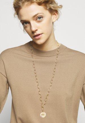 KRESSIDA LARGE STATEMENTNECKLACE - Necklace - gold-coloured/multi