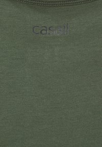 Casall - DRAPY MUSCLE TANK - Top - northern green - 5