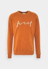 forét - RACK - Sweatshirt - brick - 3