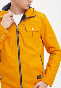 DeFacto - Light jacket - yellow - 4