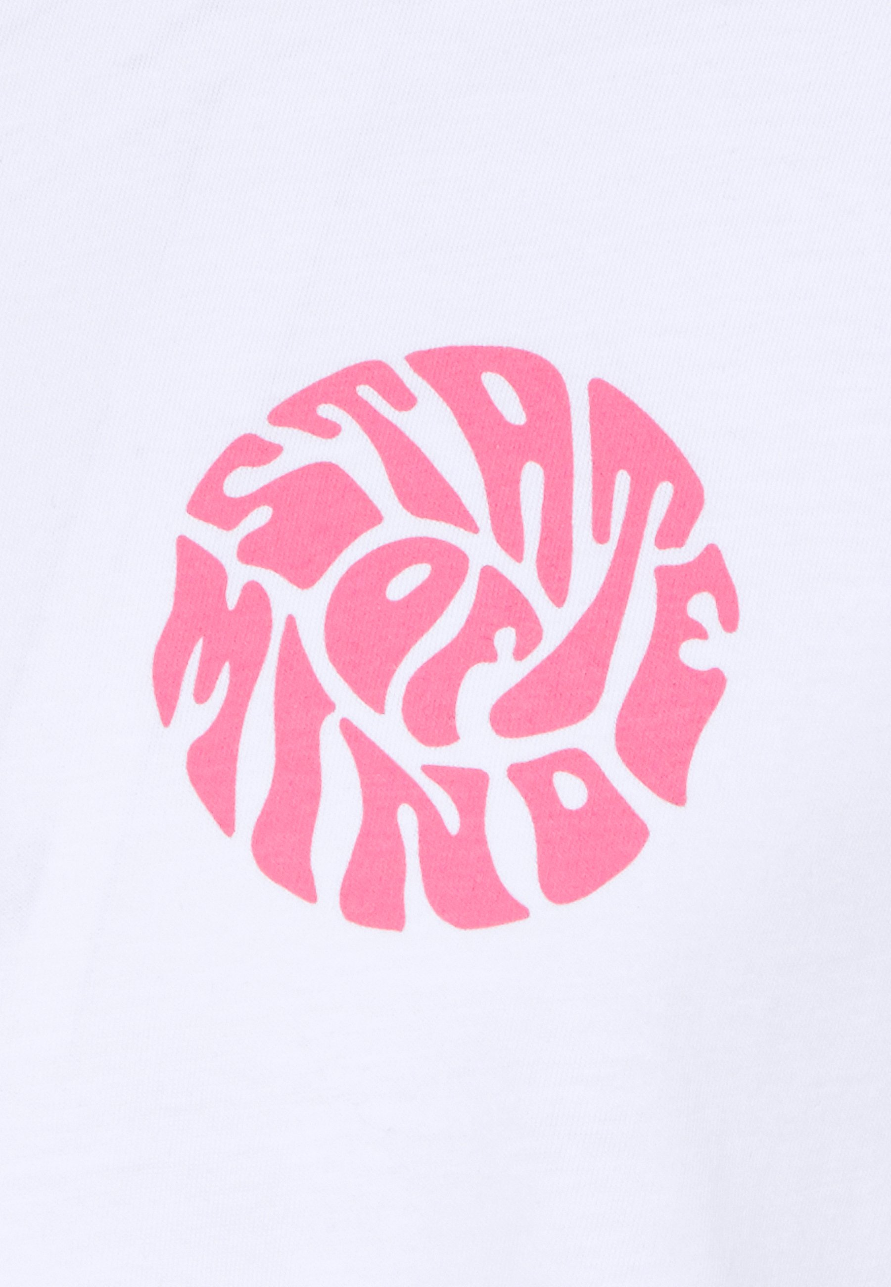 Yourturn T-shirts Med Print - White/hvit