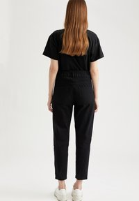 DeFacto - Relaxed fit jeans - black - 2