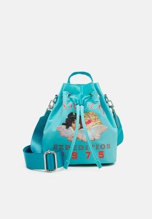ARCTIC ANGELS POUCH BAG - Borsa a tracolla - blue