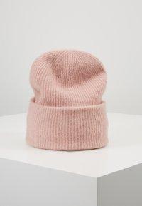 Samsøe Samsøe - NOR HAT - Mössa - pale mauve - 0