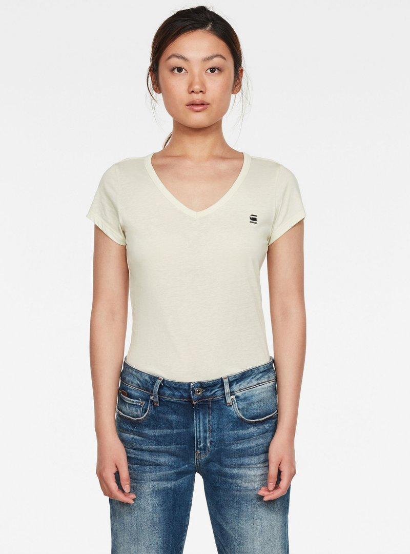 G-Star - EYBEN - Basic T-shirt - lumi green