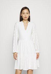 Vila - VIKAWA  - Day dress - snow white - 0