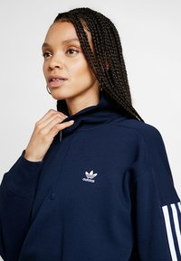 adidas Originals - ADICOLOR HALF-ZIP PULLOVER - Sweatshirts - collegiate navy - 3