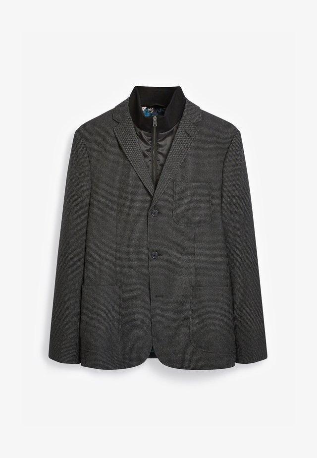 REMOVABLE  - Blazer - grey