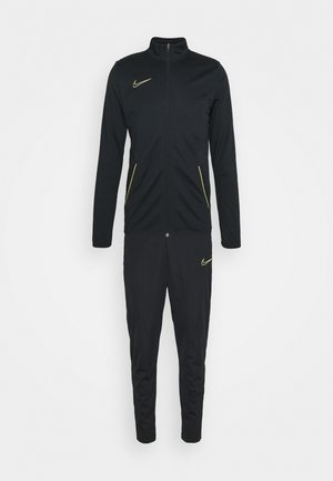 DRY ACADEMY SUIT SET - Tracksuit - black/saturn gold
