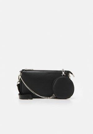 PCJILSANA SHOULDER BAG SET - Handbag - black