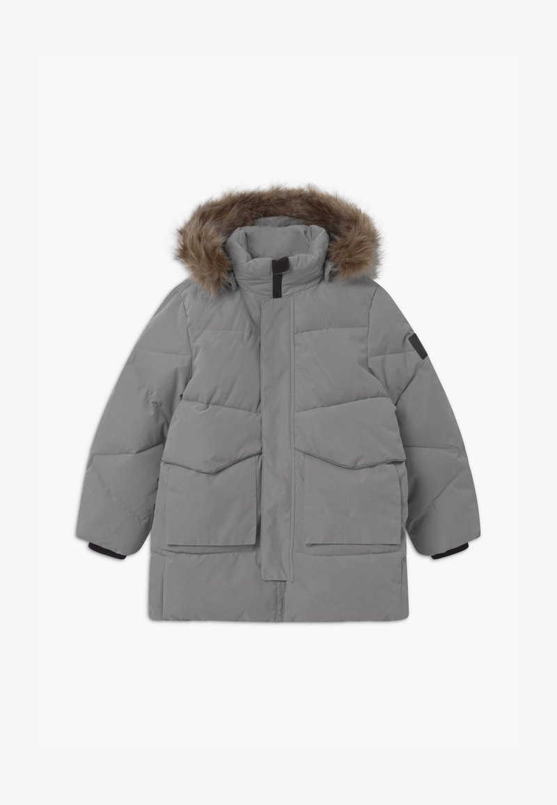 Name it - NKNMARO PUFFER - Winter coat - frost gray