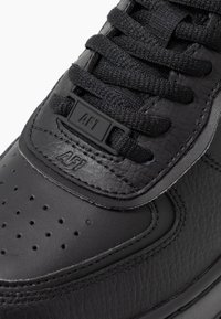 Nike Sportswear - AIR FORCE 1 SHADOW - Sneaker low - black - 2