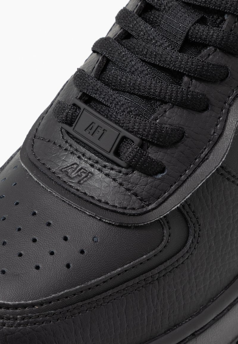 Nike Sportswear Air Force 1 Shadow Zapatillas Black Negro Zalando Es Layered pieces add rich texture. air force 1 shadow zapatillas black