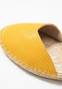 KIOMI - Espadrilles - yellow - 2