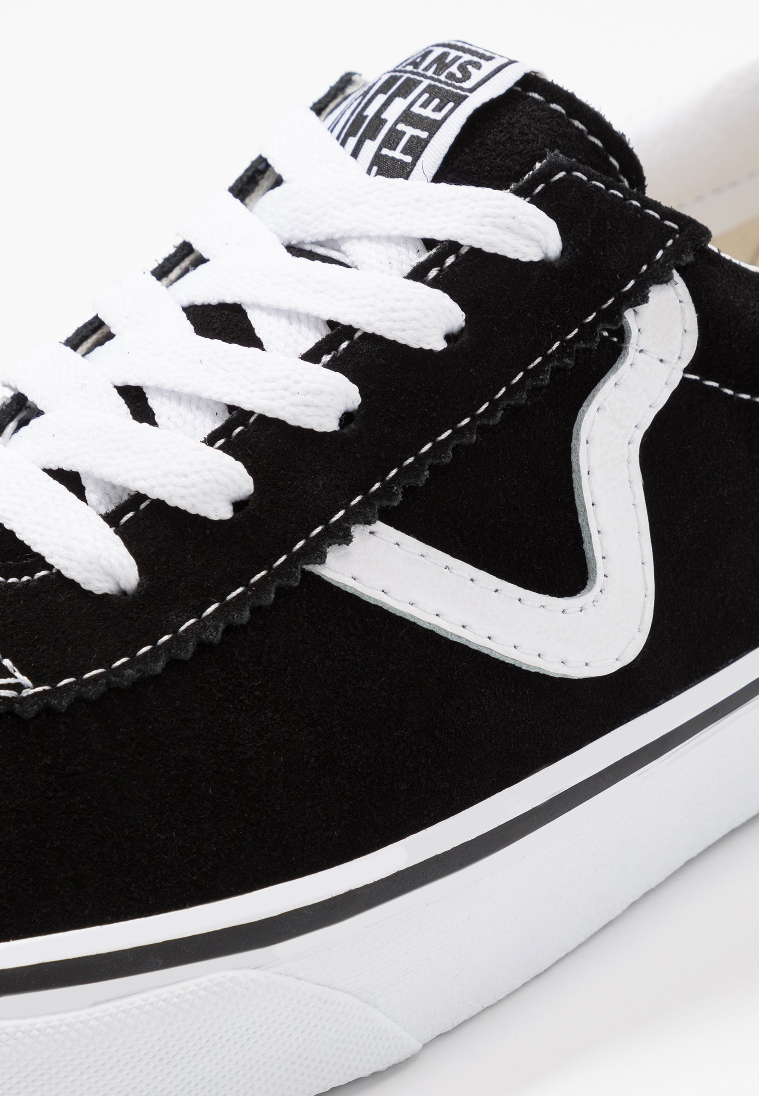 Vans SPORT - Trainers - black Women's Skate Shoes khJhf