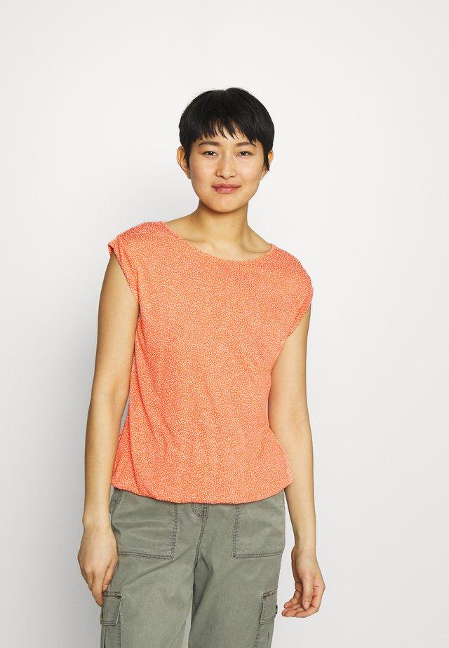 STROLCHI DOT - Print T-shirt - fresco