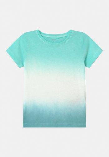 NMMHARAM - Print T-shirt - blue