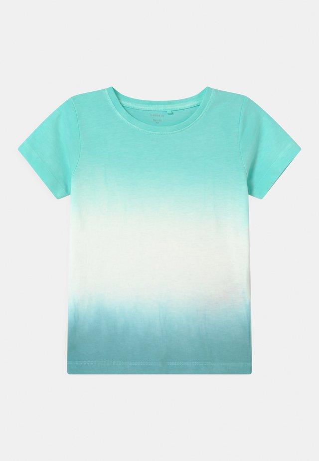 NMMHARAM - T-shirt con stampa - blue