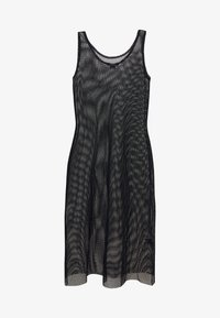 Monki - NAT DRESS - Kjole - black - 3