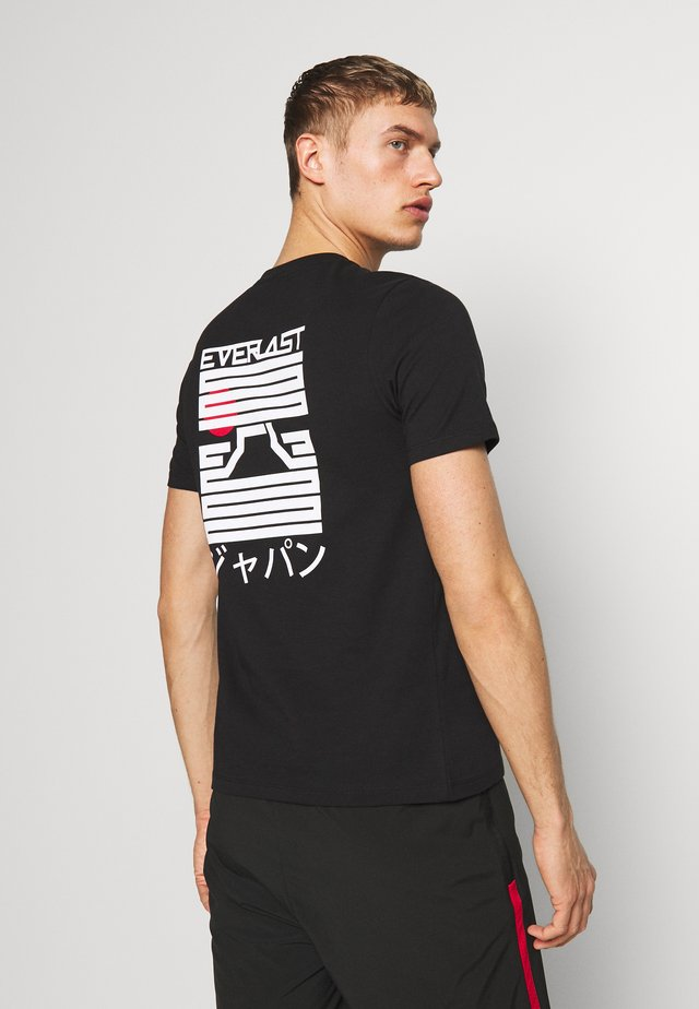 OSAKA - T-shirt imprimé - black