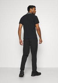 adidas Performance - TENNIS PANT - Verryttelyhousut - black/grey - 2