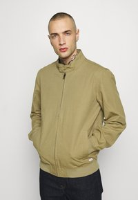 Only & Sons - ONSKIERAN JACKET - Summer jacket - dried herb - 0