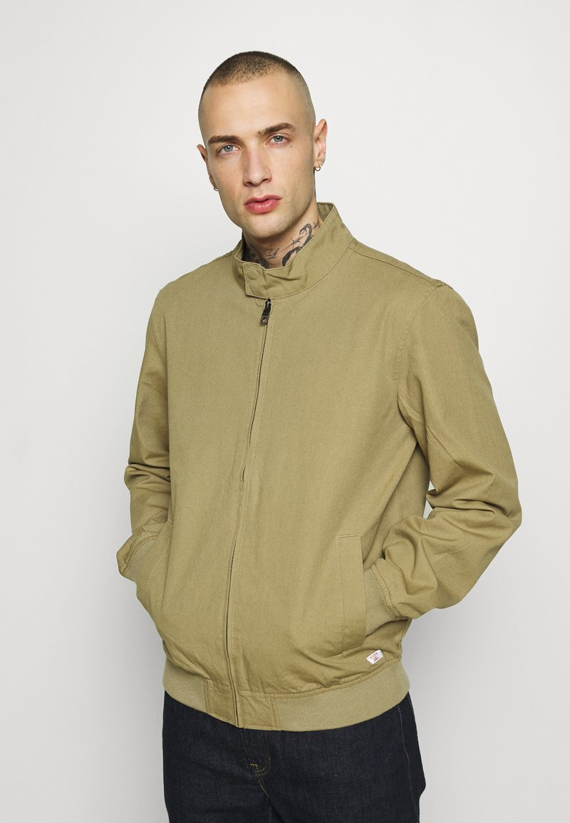 Only & Sons - ONSKIERAN JACKET - Summer jacket - dried herb