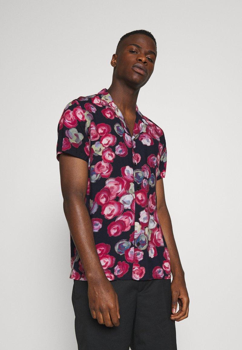 Woodbird - HOWLA  - Shirt - black
